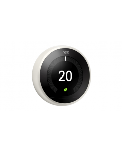 Nest Learning Thermostat - 3rd Generation-White