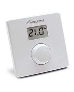 Worcester Greenstar Sense I Intelligent Room Thermostat 7738110054
