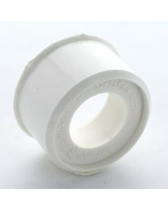 Hunter Solvent Weld ABS Socket Reducer White 50x40mm - WAR54W