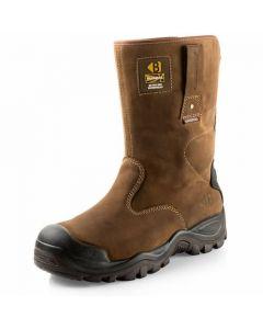 Buckler Men's Waterproof Safety Rigger Worker Boots