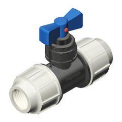Plasson Compression Stoptap-20mm