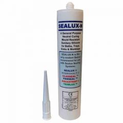 Sealux-N Silicone White