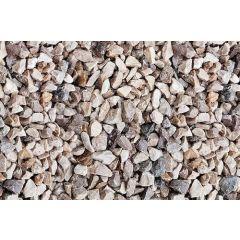 Limestone Chippings, 10mm (Bulk Bag)