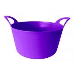 12L Rhino Flexi Tub Purple