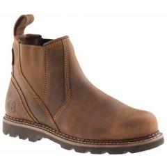 Buckler Buckflex Non-Safety Dealer Boot Dark Brown B1500