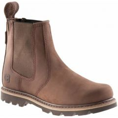 Buckler Non Safety Dealer Boots Brown B1400