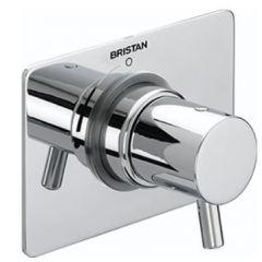 Bristan Prism Stop Chrome Shower PM STOP C