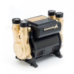 Salamander CT Force 20PT Twin (Brass Ended) Shower Pump 2.0 Bar