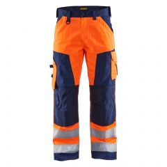 TCBL036P-1-Blaklader-Hi-Vis-Work-Trousers-Without-Nail-Pockets