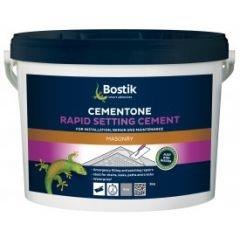 Cementone Waterproof Rapid Setting Cement 5kg - 540156