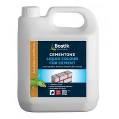 Cementone Cement Colours Liquid Red 1L - 367197