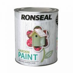 Ronseal Garden Paint Sapling Green 750ml