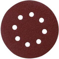 Makita Velcro-Backed Sanding Disc 125mm 120 Grit P-43577