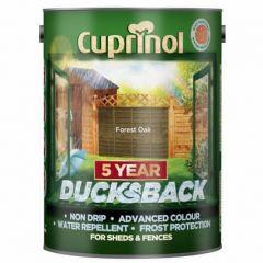 Cuprinol 5 Year Ducksback Forest Oak 5L