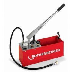 Rothenberger P50 Pressure Testing Pump (0-50 Bar) - 60200