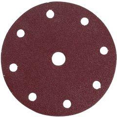 "Makita Sanding Disc 6"" 120 Grit 10 Pack P-37518"
