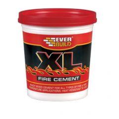 Everbuild XL Fire Cement 1kg