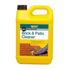 Everbuild 401 Brick & Patio Cleaner 5L