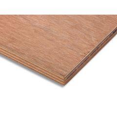 Hardwood Throughout Plywood B/BB 2440x1220x12mm