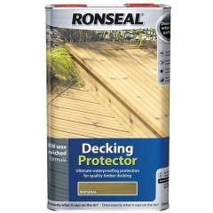Ronseal Decking Protector Natural 5L - 36434