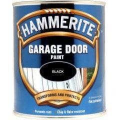 Hammerite Garage Door Paint White 750ml