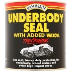 Hammerite Underbody Seal - Black-2.5 Litres