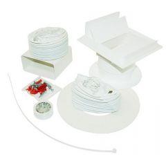 Tumble Dryer Vent Kit 100mmx1500mm