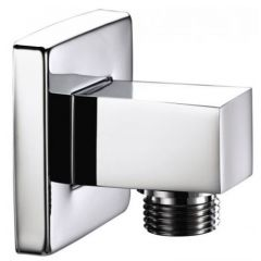Bristan Square Wall Outlet Arm ARM WOSQ01 C