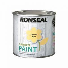 Ronseal Garden Paint Lemon Tree 750ml