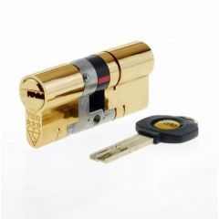 Yale Platinum 3 Star 40/50 (90Mm) Brass