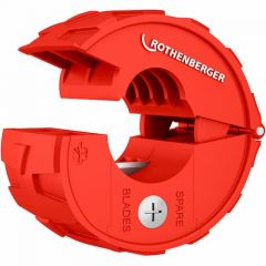 Rothenberger Pro 2 in 1 Pipe Cutter 15/22mm - 1000003041