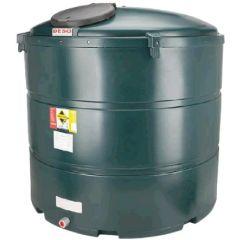 Deso V2455BT Bunded Oil Tank - No Gauge