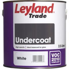 Leyland Undercoat Brilliant White 750ml