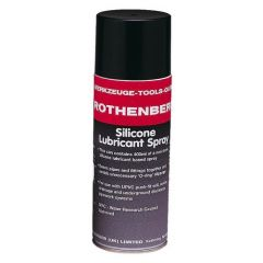 Rothenberger Silicone Lubricant Spray 400ml - 6.7050