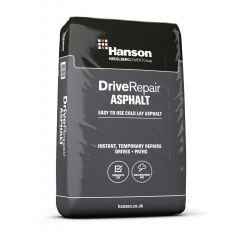 Hanson Drive Repair Asphalt