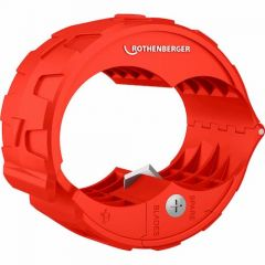 Rothenberger Plasticut Pro 2 in 1 Pipe Cutter 35/42mm - 1000003042