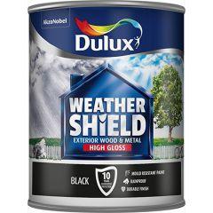 Dulux Weathershield Exterior High Gloss Paint