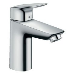 Hansgrohe Logis 100 Basin Mixer without Waste - 71101000