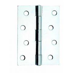 PCP 100mm Steel Butt Hinge (x3) - Dalepax - DX40613