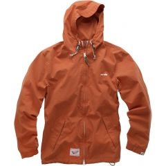 Scruffs Vintage Zip Thru Mac Jacket - L Orange