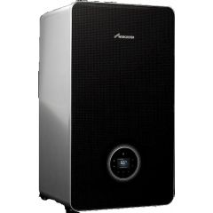 Worcester Greenstar 8000 Style 30kW Combi Black NG - 7738100832