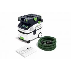 Festool Mobile Dust Extractor CTL MIDI I GB 110V CLEANTEC - 574836