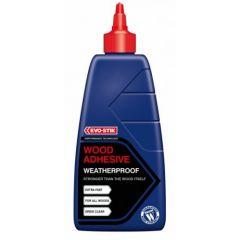 Evo Stik Resin W Weatherproof  Wood Adhesive 125ml - 716063