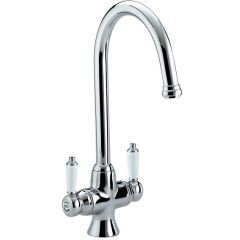 Bristan Renaissance Easyfit Kitchen Sink Mixer Chrome - RS SNK EF C