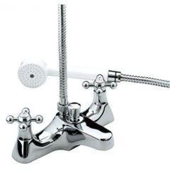 Bristan Regency Chrome Bath Shower Mixer R DBSM C