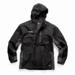 Scruffs Worker Jacket Black/Graphite