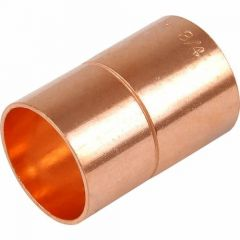 End Feed Straight Coupling 28mm - Fig 1