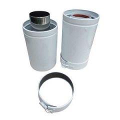 Grant White System Adjustable Extension 275-450mm 12-26kW - EXTK13ADJ90