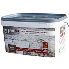 JointTec Brush-In Jointing Compound - Granite Grey 15kg