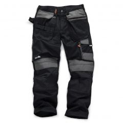 Scruffs 3D Trade Trouser Black/Grey